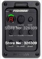 Fishman Presys Blend 301 Dual Mode EQ Electricity Box Pickups Mic Beat Board