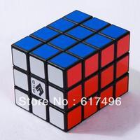 Cube4You (C4U) Speed Magic Cube 334  high quality cube 3X3X4  toys-black version