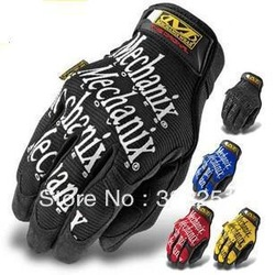 Top selling motorcycle racing glove free shipping dirt bike ATV motogears with 4 colors available professional driver glove(China (Mainland))