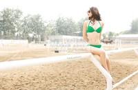 2013 New sexy bikini push up Bandage Bikini swimwear Shoulder strap women swimsuit bathing suit JH001