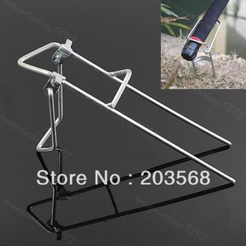 D19+Brand New Practical Fishing Accessory Adjustable Rod Pole Bracket Holder Fishing Tool