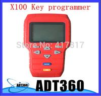 Newest X-100+ X100 Plus Auto Key Programmer free shipping universal key programmer x100 plus