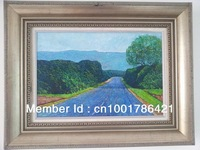 Famous Hand Painted Painting by a National Artist Zeng Hua