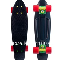 Fashion penny plastic skateboard twiddlefish skateboard multicolour mount skateboard configuration