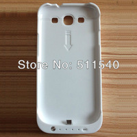 External 3200mAh Backup Battery High Quality Powe case for Samsung Galaxy S3 SIII i9300,Don't take holster, free shipping