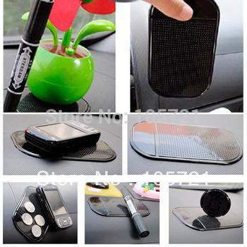 Car Anti-Slip Dashboard Sticky Pad Non-Slip Mat GPS Gadget Mobile Phone Holder  YM0037
