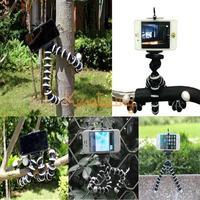 Mini Digital Camera Tripod Ball Flexible Leg Equipment and Camcorder stand tripod for camera Holder Stand Mount