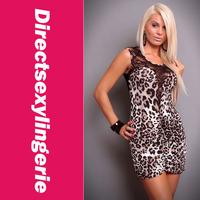 Женское платье Fashionable Black Long Lace Sleeves Dress LC2620 girl shirt