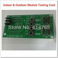 LED Display Module Testing Card Support Single & Two & Full Color With Hub12,Hub08,Hub75,Hub40 Interface