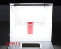 """NEW Vertical Window Professional SANOTO Portable Mini Photo Studio Photography Light Box 16""""x 16"""" MK45 220V/110V"""