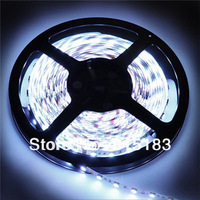 Free Shipping 3528 SMD Waterproof LED Strip Light 5M 300 LED Red/Yellow/Blue/Green/White/ White LED String