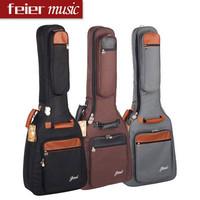 Electric Guitar Bag Thicken Waterproof Double-Shoulder Electric Guitar Backpack
