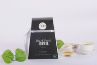 Real Black Tartary Buckwheat Tea/2200 Mountain High Organic Health Tea/Pure Tea Loosing Weight/Free Shipping Organic Pure Tea