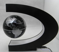 New arrival led floating light Electromagnetic levitation new design led lamp Increase shall Globe 8.5cm