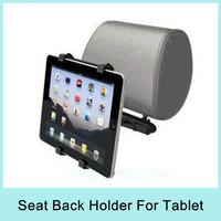 Hot Sale Car Seat Back Headrest Mount Holder car bracket for ipad Tablet PC Car holder & Drop Shipping
