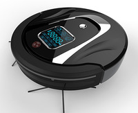 Free to Germany! New Style Robot Vacuum Cleaner with lower noise and high efficiency LR-450B Vacuum Cleaner Robot
