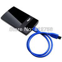 Free Shipping Mele E-go 2.5 USB 3.0 HDD Case Hard Driver SATA External Enclosure Box HD Hard Drive Disk Enclosure