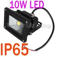 Outdoor 10W White LED Flood Light AC 110-240V Garden Yard - HC-TG010001