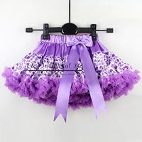 New Arrival Baby Girls Fluffy Petti Purple Dancing Pretty Skirt Kids Wear Children Summer Garment Hot Seller TS30122-03^^EI