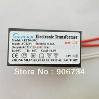 New AC12V 20-50W AET20-50C LED Lam Power Supply Driver Electronic Transformer