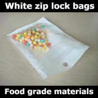 Free shipping,3.5''x4.7''(9x12cm) Clear & White zip lock underwear bag