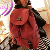 2013 New Backpack Women Korean Fashion Personalized Canvas College Backpacks Kids Girls Shoulder Bag Tote Bags Free Shipping