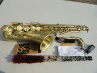 Wholesale- Copy Henri selmer tenor saxophone instruments Reference 54 bronze