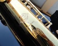 Wholesale Beautiful golden straight down B adjustment  Soprano saxophone saxophone France, Henry Reference 54