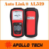 Original Autel Autolink AL519 scanner with promotion price ORIGINAL Autel AL 519 Code Reader work on ALL 1996 and newer vehicles