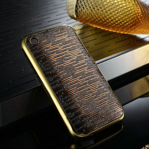 Luxury bling case for iphone3g 4g 4s 5g crystal clear housing for iphone 4s rhinestone cell phone cover for iphone5g