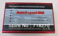 AutoExpert 500 equal VCM/IDS + GNA 600/ HDS/FLY 100 + TIS + JLR IDS + VAS 5054A