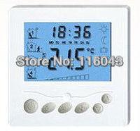 Brand New 100% good quality 3000w Floor Heating Thermostat TFAEY-09 Remote Control blacklight AC12/24V
