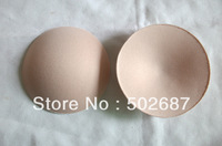 Wholesale 100pairs/lot- 2013 Swimwear bra cups,bikini round removeable breast pad,Bra inserts,enhancer paddings free shipping