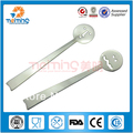 [Ice Cream Tools] supply metal Smiling face duo small spoon(China (Mainland))