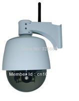 Wireless Waterproof Home Security PTZ Wifi Indoor&Outdoor Network Dome IP Camera