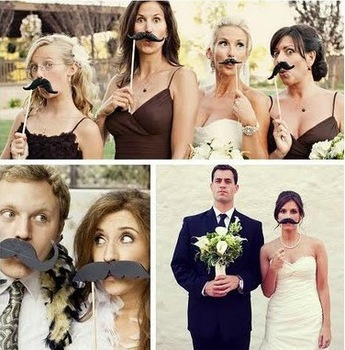 Free Shipping! 21pcs Sparkly Moustache /Lips/Glasses/ Bowtie on a stick Wedding Hen Stag Party Photo Booth Prop