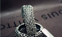 1lot/10pcs hollow out bangle bracelet fashion charm jewelry ornament CRYSTAL hand chain cuff bracelet famous brand