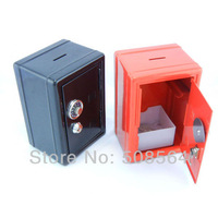 Mini Password Money Box Safety Coin Bank for Kids Gift