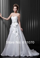 2013 enzoani style 312013  custom:size or colour Noble fashion/whites evening dress