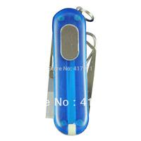 Tongue Cleaner Scraper + 2 Floss  picks +  Interdental brush, 6 in 1 Pocket Dentist Tool