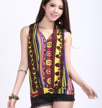 2015 New Fashion Vintage Spring Summer Harajuku T Shirt Women Clothing Tops Tshirt Blouse Print T-shirt Printed Woman Clothes