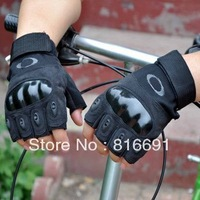 Freeshipping good gloveTop Quality Half-finger Fingerless Tactical Hunting Cycling Gloves Tactical Mitary Gloves Hot