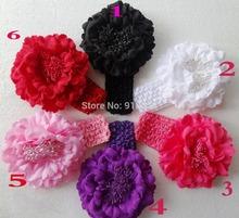 popular flower hair