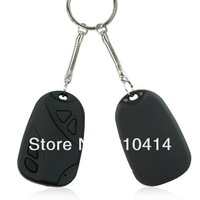 EMS DHL Free shipping Car Key Chain Camera with retail box with 200pcs/lot