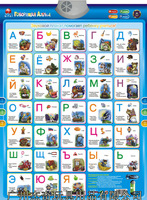 Free Shipping! Russian Talking Wallmap Letter Map Russia Children Alphabet Pad Touch Learning Machine Computer Learning Toy