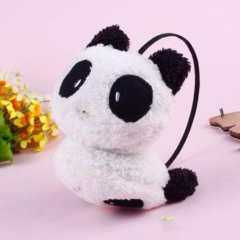Panda Womens Winter Earmuffs Earwarmers Ear Muffs Earlap Warmer Headband