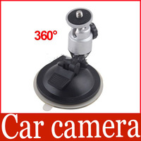 Car Camera Dashboard Suction Cup Mount Tripod Holder