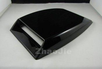 Mini car Black Air Flow Intake hood Scoop Vent Bonnet Cover decorative