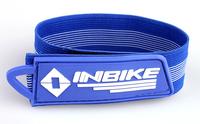 FREE SHIPPING!!!Bicycle beam waist belt, multi-purpose safety leggings belt, elastic band,have reflect light adornment effect