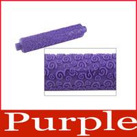 Purple Cake Decorative Embossed Sugar Craft Rolling Pin